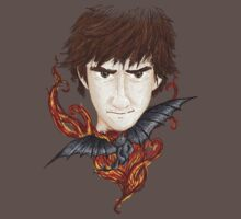 Hiccup and Toothless by HollieBallard