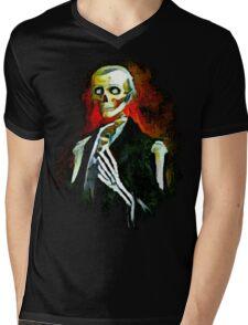 Master Gracey Mens V-Neck T-Shirt