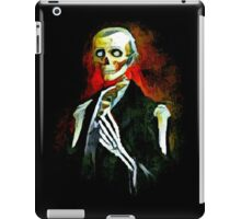 Master Gracey iPad Case/Skin