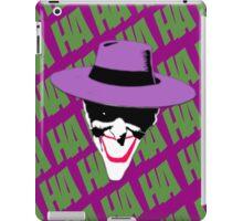 The Killing Joke Minimal Portrait iPad Case/Skin