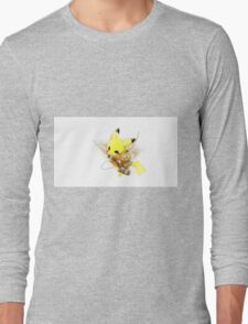 Attack on Pikachu Long Sleeve T-Shirt