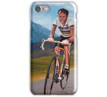 Joop Zoetemelk Painting iPhone Case/Skin