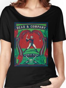 DEAD AND COMPANY TOUR IN FENWAY PARK,BOSTON,MA Women's Relaxed Fit T-Shirt