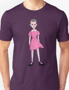Eleven Stranger Things Netflix Unisex T-Shirt