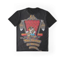 King of All the Land Graphic T-Shirt
