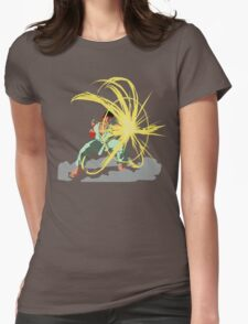 Ryu's Parry Womens Fitted T-Shirt
