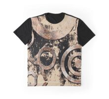 Rusty Working Parts Graphic T-Shirt