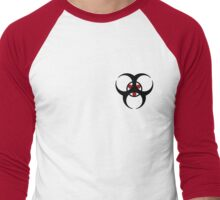Trikru symbol Men's Baseball ¾ T-Shirt