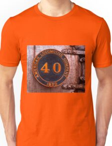 Old Number 40 Unisex T-Shirt