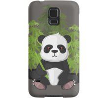 High panda Samsung Galaxy Case/Skin