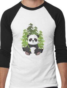 High panda Men's Baseball ¾ T-Shirt