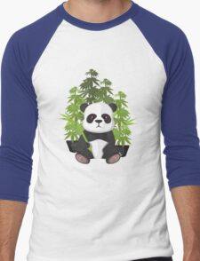 High panda Men's Baseball ¾ T-Shirt