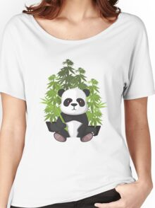High panda Women's Relaxed Fit T-Shirt