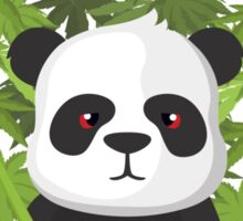 High panda Sticker