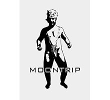 MOONTRIP Photographic Print