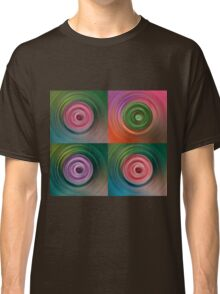 Circular Galaxy Classic T-Shirt