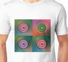 Circular Galaxy Unisex T-Shirt