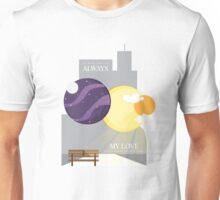 rm & jk 'always, my love' Unisex T-Shirt