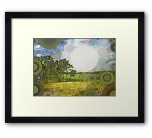 Country Love Framed Print