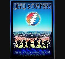 dead & company tour summer tour 2016 alpine valley music theatre-last troy,wi Unisex T-Shirt