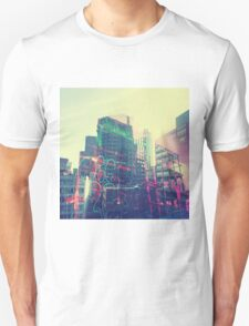 Urban Graffiti Unisex T-Shirt