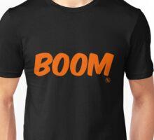 Boom (orange) Unisex T-Shirt