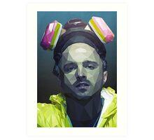 Jesse Pinkman Art Print