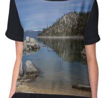 Skunk Harbor - Lake Tahoe Chiffon Top