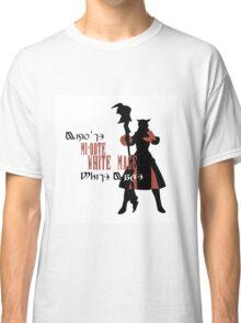 Miqo'te White Mage (Female) Classic T-Shirt