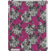 turtle party pink iPad Case/Skin