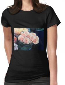 Roses for Sale Womens Fitted T-Shirt
