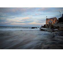 Coogee Beach Sunset Photographic Print