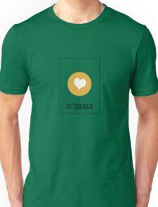 I Love Pittsburgh Unisex T-Shirt