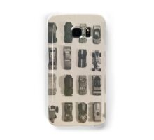 line them up Samsung Galaxy Case/Skin