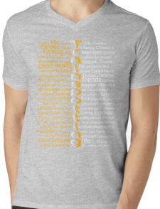 Trainspotting 2 Mens V-Neck T-Shirt