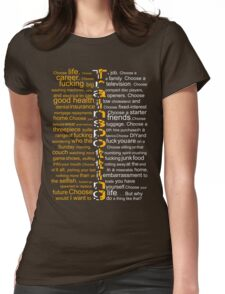 Trainspotting 2 Womens Fitted T-Shirt