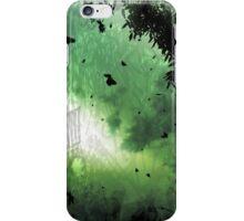 Green rebirth iPhone Case/Skin