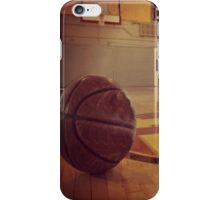 Basketball Gym iPhone Case/Skin