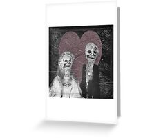 Love In The Afterlife Greeting Card