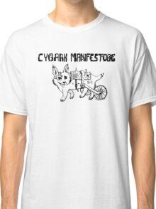 CYBARK MANIFESTDOG Classic T-Shirt