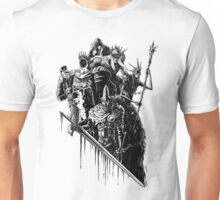 Lords of Cinder, Lords of Ash Unisex T-Shirt