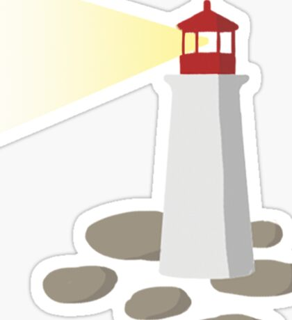 Lighthouse Sticker