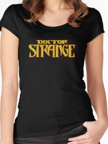 Doctor Strange Women's Fitted Scoop T-Shirt