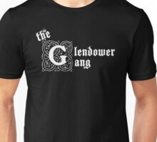 The Glendower Gang (White) Unisex T-Shirt