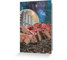 Moon Greeting Card