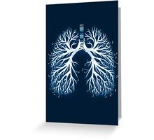 I Breathe Music Greeting Card
