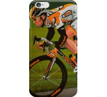 Mark Cavendish Painting iPhone Case/Skin