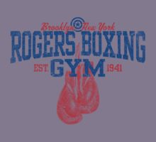 Rogers Boxing Gym Kids Tee