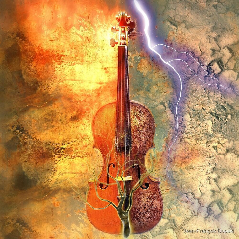 Violin by Jean-François Dupuis
