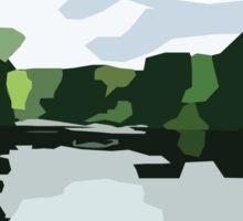 Camp Monroe Lake Sticker